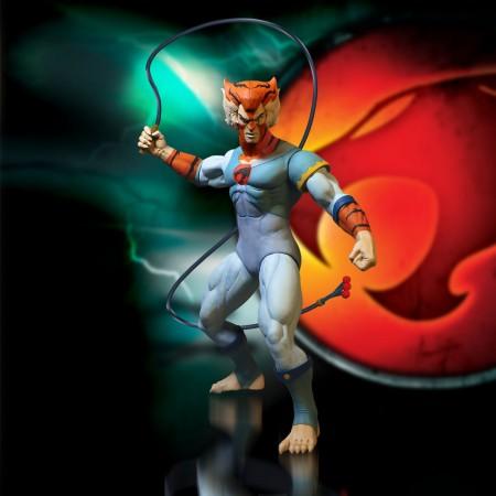"Escala de Mega Thundercats - 14"" Tygra"