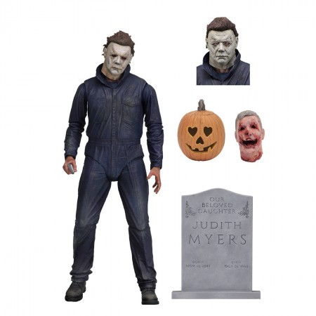 NECA Ultimate Michael Myers Halloween 2018 Action Figure