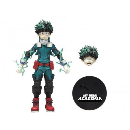 Mi héroe Academia Izuku Midoriya McFarlane Figura de acción