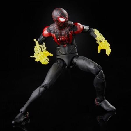 Marvel Legends Gamerverse Miles Morales Action Figure