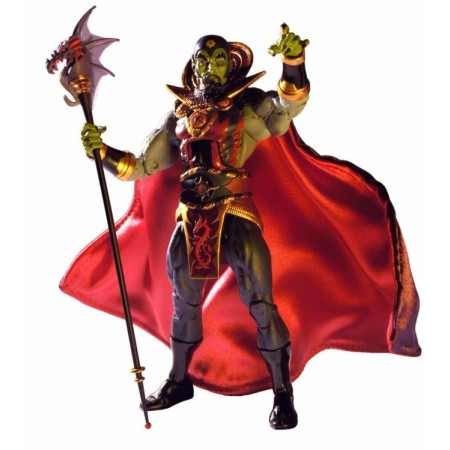 NECA Defenders of the Earth Ming the Merciless Action Figure