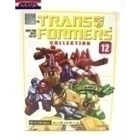 TFC Reissue Minibots Transformers PRE-OWNED