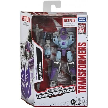 Transformers War For Cybertron Siege Deluxe Netflix Mirage IMPORT