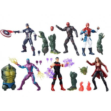 Marvel Legends Abomination Wave Set of 6