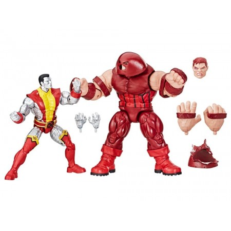Marvel Legends 80th Anniversary Colossus & Juggernaut 2 Pack