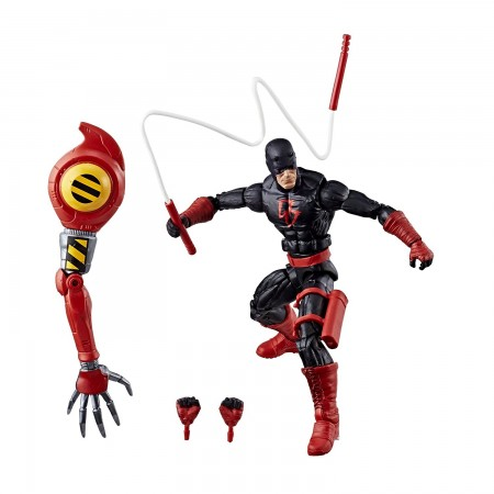 Marvel Legends Spider-Man Daredevil