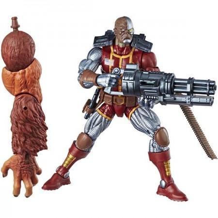 Marvel Legends Deathlok Action Figure