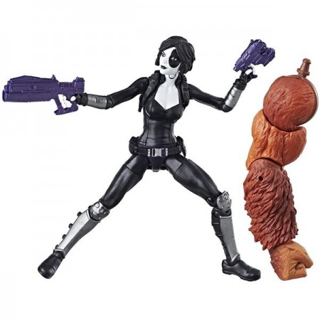 Marvel Legends Domino Action Figure