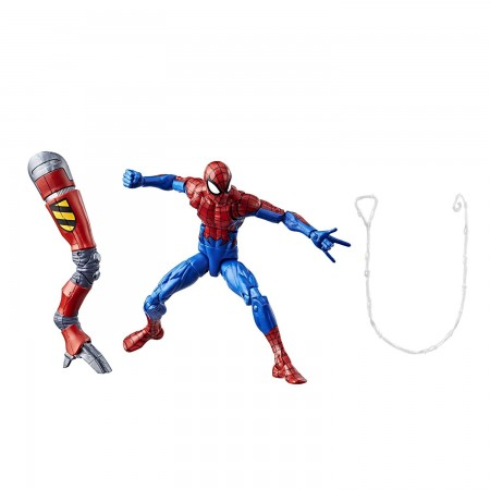Marvel Legends Spider-Man House Of M Spider-Man