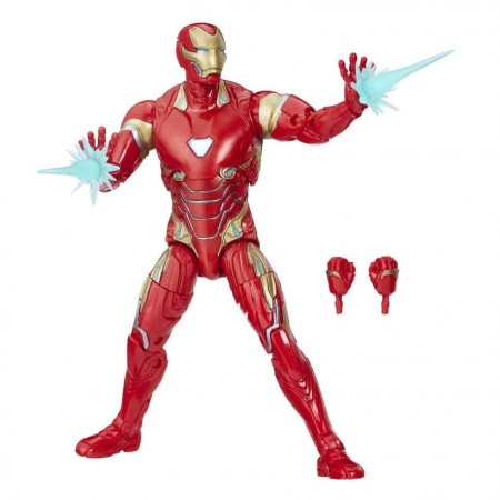 Marvel Legends Infinity War Iron Man Mark 50 Action Figure