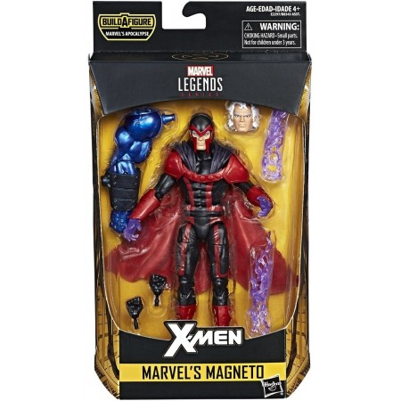 Marvel Legends X-Men Magneto onda 3 figura de acción