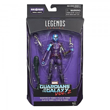 Marvel Legends Guardians Of The Galaxy Vol 2 Nebula