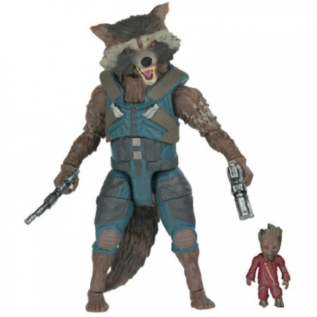 Marvel Legends Guardians Of The Galaxy Wave 2 Rocket Raccoon