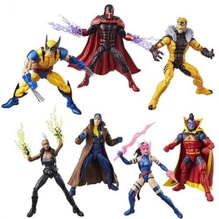 Marvel Legends X-Men Apocalypse Wave Set Of 7