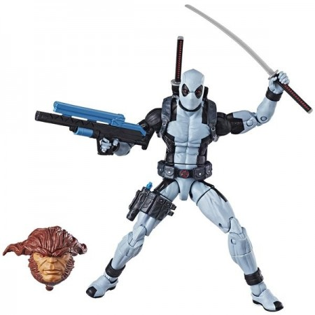 Marvel Legends X-Force Deadpool Action Figure