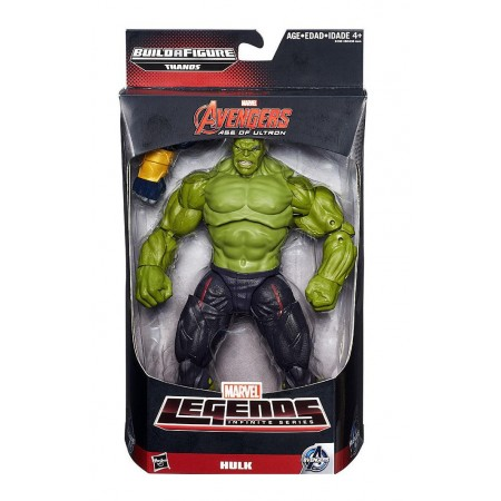 Marvel Legends edad infinita de Ultron Hulk