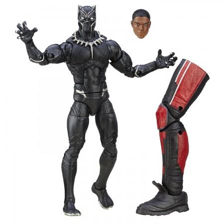 Capitán América Guerra Civil Marvel Legends: Black Panther