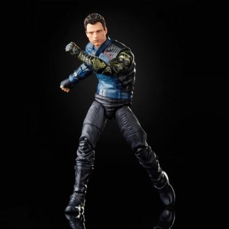 Marvel Legends Disney+ Bucky Barnes Action Figure