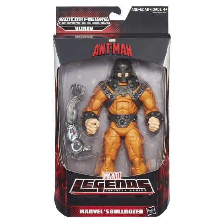 Marvel Legends Infinite Bulldozer