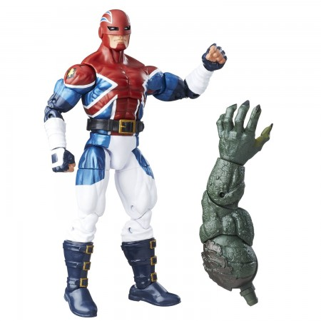 Marvel Legends Abomination Wave Captain Britain