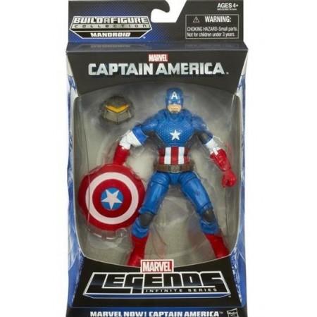 marvel legends winter solider captain america now