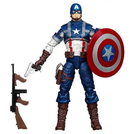 first avenger captain america marvel legends