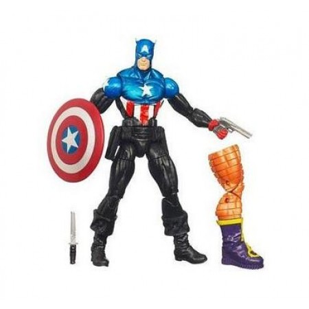 Marvel Legends Wave 2 Heroic Age Captain America