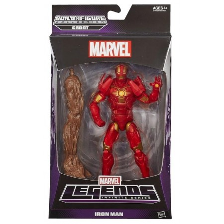 marvel legends guardians of the galaxy iron man