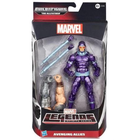 Marvel Avengers infinita máquina Man