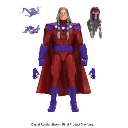 Marvel Legends Edad del Apocalipsis Magneto Figura de Acción