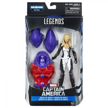 Marvel Legends embestida serie ruiseñor