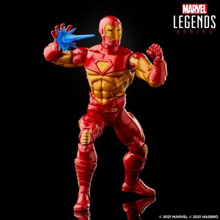 Marvel Legends Modular Iron Man
