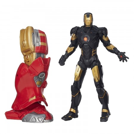 Marvel Legends maravillan ahora Iron Man
