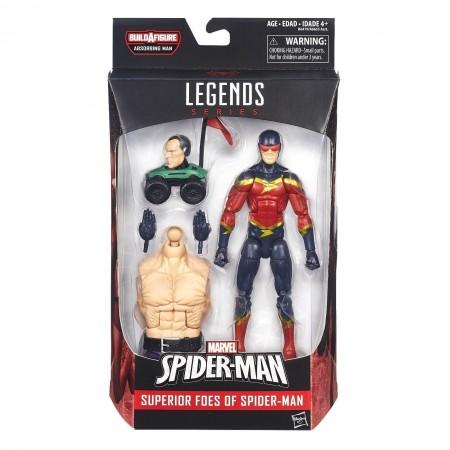 Marvel Legends Absorbing Man Series Speed Demon