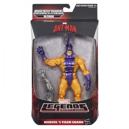 Marvel Legends infinito Tiger Shark