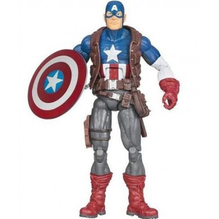 Marvel Legends Wave 3 Ultimate Captain America