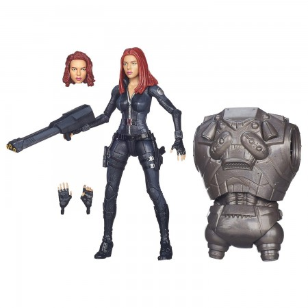 Marvel Legends infinita Black Widow