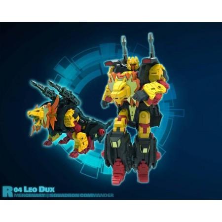 Reformatted R-04 Leo Dux Squadron Commander