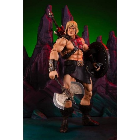 Mondo Masters Of The Universe He-Man 1/6 Scale Action Figure