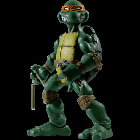 Mondo 1/6th Scale Teenage Mutant Ninja Turtles Michelangelo Figure