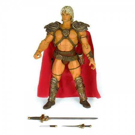 Super7 Masters Of The Universe He-Man William Stout Collection Figure