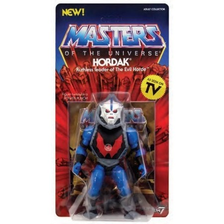 Super 7 Masters Of The Universe Hordak Vintage Action Figure