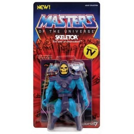 Super 7 Masters del universo Skeletor Vintage acción figura