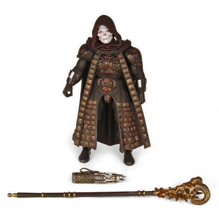 Super7 Masters Of The Universe Skeletor William Stout Collection Figure