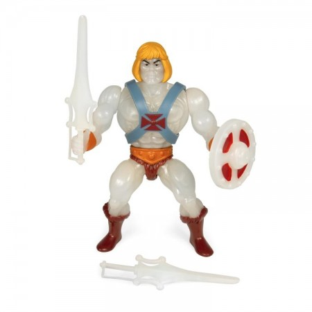 Masters Of The Universe Transforming He-Man Vintage Action Figure