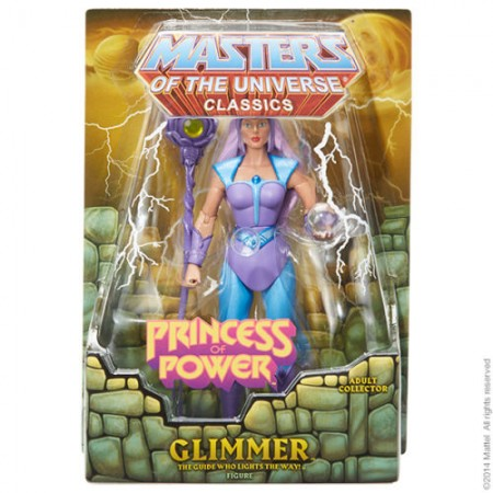 MOTU Classics Masters Of The Universe Glimmer