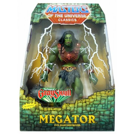 MOTU Classics Masters Of The Universe Megator