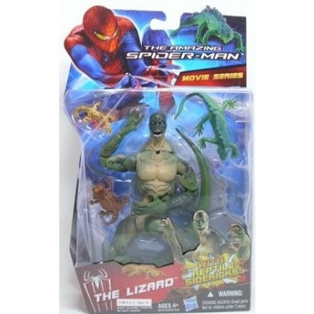 Marvel Legends Amazing Spider Man 6 Inch The Lizard