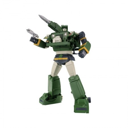 Transformers Masterpiece MP-47 Hound & Spike