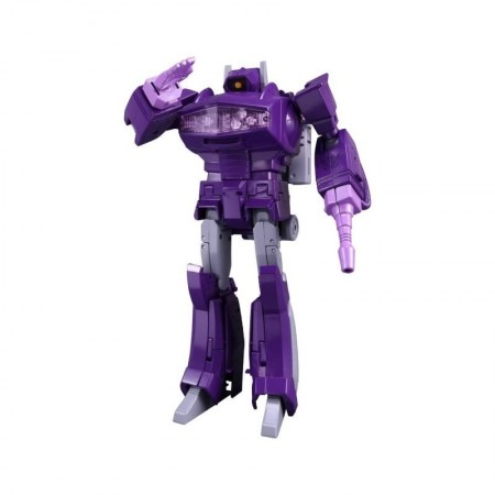 Transformers Masterpiece MP-29+ Shockwave / Destron Laserwave